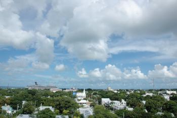 12.9:350:233:0:0:キーウェスト:right:1:1:キーウェスト 灯台からの眺め:0: