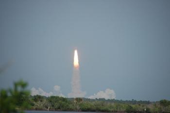 19.6:800:532:350:233:スペースシャトルの打ち上げ:right:1:1:3度目の正直(シャトル自体は6度目の正直)でうち上がるスペースシャトル:0: